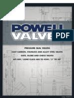 Pressure Seal Catalog