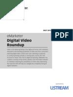 eMarketer Digital Video Roundup