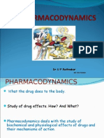 Pharmacodynamics BDS97