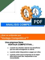 TALLER 13. ANÁLISIS DE COMPETENCIA