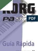 Pa900 Guia Rapida v100 (Espanol)