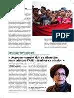 2013 08 05 Jeune Afrique Tunisie