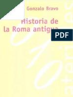 Historia de La Roma Antigua, Gonzalo Bravo