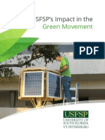 USFSP Impact in the Green Movement