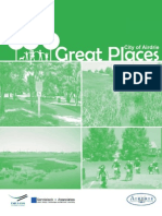 Great Places Plan