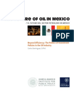 Future of Oil in Mexico
