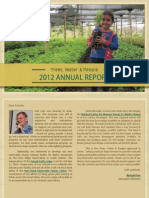 Trees, Water & People 2012 Annual Report