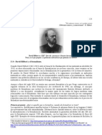 David HIlbert y El Formalismo
