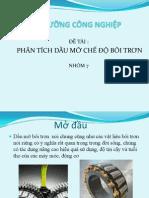 Che Do Boi Tron - Dau Mo