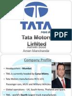Tata Motors .Ppt