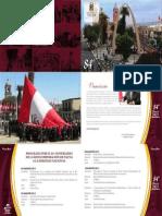 Programa Fiestas de Tacna 2013