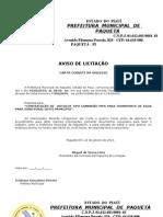 Edital Pipa 006-10
