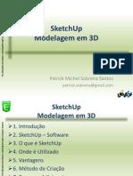 SketchUp - Modelagem 3D