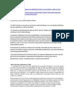 Los Problemas Ambientales de Chile