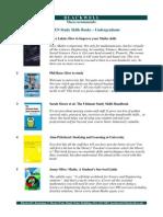 Blackwells Book List