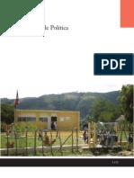 Respuestas de política medioambiental RD 2010