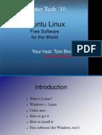 Ubuntu Linux Comptech10 Browder