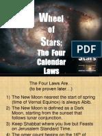 the 4 calendar laws