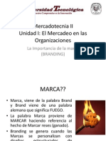 La Importancia de La Marca (BRANDING)