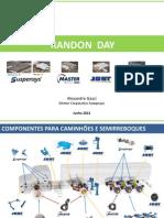 Randon Day - Painel Autopecas