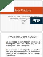 Presentacion Taller Investigacion Accion 1