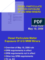 DPM Rule Overview 6-23-06