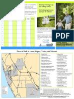 Safe Walking Sites in Laurel-Osprey-Nokomis -enice