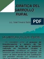 PROBLEMÁTICA DEL DESARROLLO RURAL