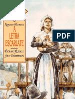 [LIVRO] A Letra Escarlate - Nathaniel Hawthorne (Coleção Clássicos Ilustrados)