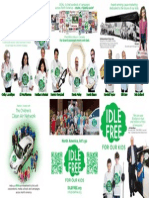'IDLE-FREE for our kids' Non-profit brochure. Dec. 2011.