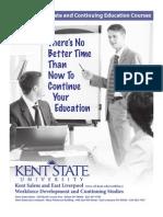 KSU Continuing Education Catalog