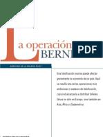 La Operacion Bernhard