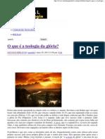 O que é a teologia da glória_ _ Portal da Teologia.pdf