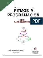 Algoritmos y programación Guía para docentes