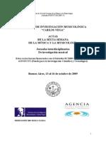 Actas de La Sexta Semana Version Completa 21-09-09