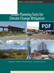 Urban Planning Tools for  Climate Change Mitigation