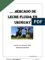 El mercado urguayo de leche fluida - Uruguay - Gabriel Peña