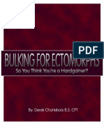 Bulking for Ectomorphs