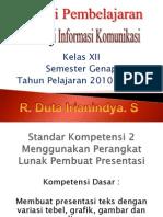 Materi Ms Powerpoint 3 2007