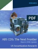 ABS CDS