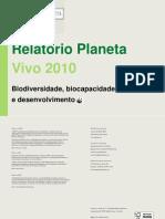 Relatorio Planeta Vivo 2010 Portugal
