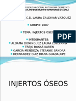 INJERTOS OSEOS