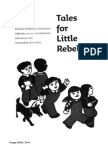 Tales for Little Radicals