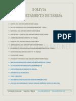 Tarija Bolivia WebEsp