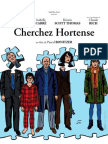 Cherchez Hortense - Looking for Hortense by Bonitzer with jean-Pierre Bacri, Kristin Scott Thomas and Isabelle carré - 2012 Press Kit French