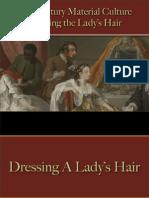 Hygiene & Body Functions - Hair - Female
