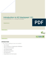 K2 BP 101 IGuide 00 K2101 Roadmap