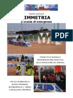 SIMMETRIA Relazione 2008-09