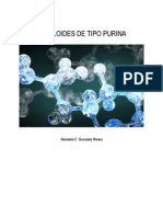 001 LAB CHEM 2221 - Alcaloides de Tipo Purina.docx