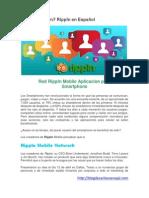RipPln en español, Oportunidad de negocio